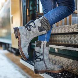 Dámské zimní boty Hariette - velikost 4