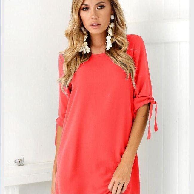 Damska sukienka DS65 1
