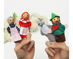 Кукли за пръсти