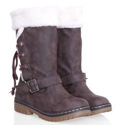 Ženska zimska obuća Leena