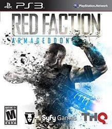 Hra (PS3) Red Faction Armageddon