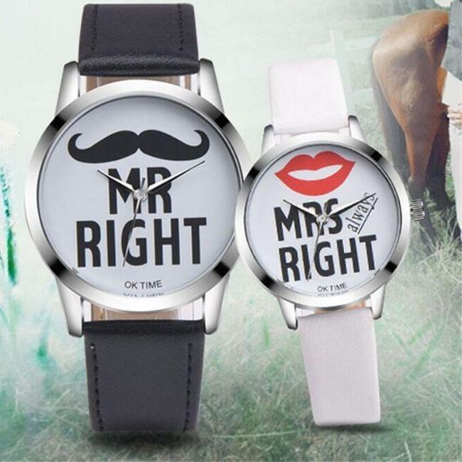 Наручные часы- мистер и мисс всегда правы 1