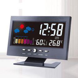 Renkli ekranlı hava durumu istasyonu