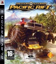 Gra  (PS3) MotorStorm Pacific Rift