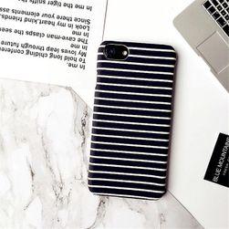 Carcasă iPhone cu dungi - 2 variante