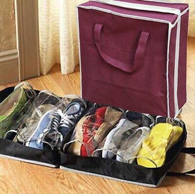 Cestovní taška na boty - 2 barvy 1