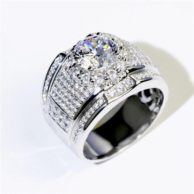 Ženski prsten Devondra 1