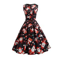 Женское новогоднее платье Lizzie Размер 7