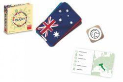Poznaj flagi - gra planszowa w pudełku 13x13x4cm RM_21622272