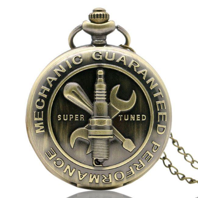 Kapesní hodinky pro mechaniky 1