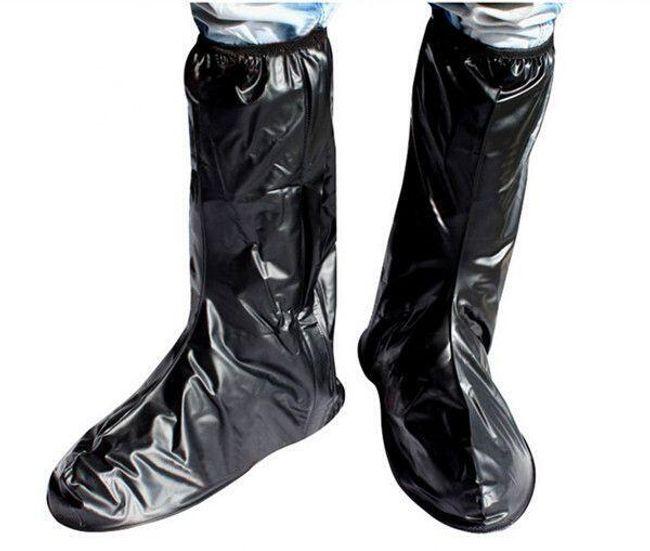 Vízálló cipőhuzatok - három méretben, 2 színben 1