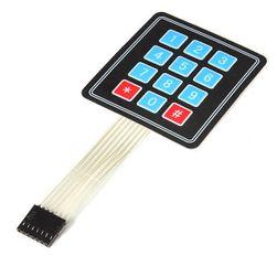 Maticová membránová klávesnice