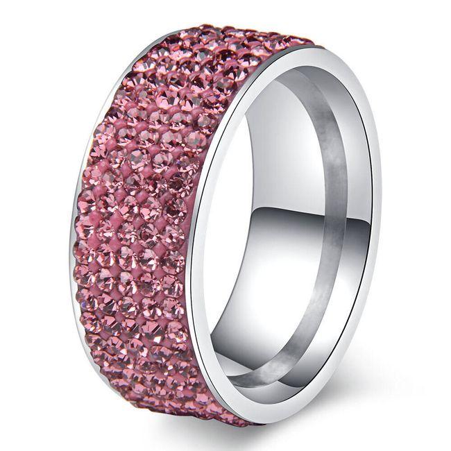 Женское кольцо B04108 1