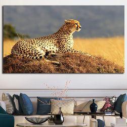 Slika na platnu bez rama - gepard ER55