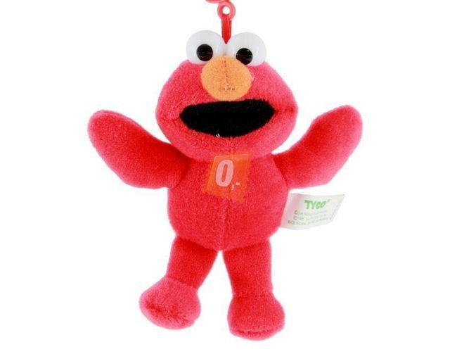 Plyšová hračka - Elmo 1