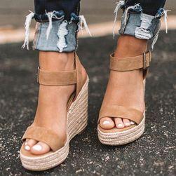 Damskie buty na koturnie Elodie