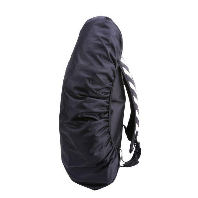Nepromokavý plášť přes batoh 1