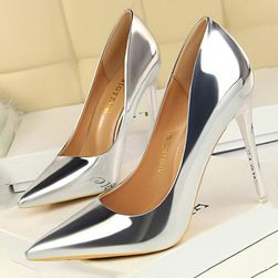 Dámské boty na podpatku Achage