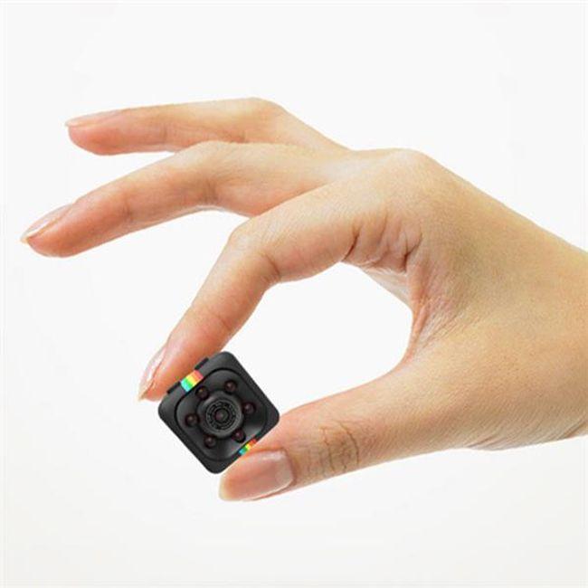 Mini kamera z zaznavanjem gibanja 1