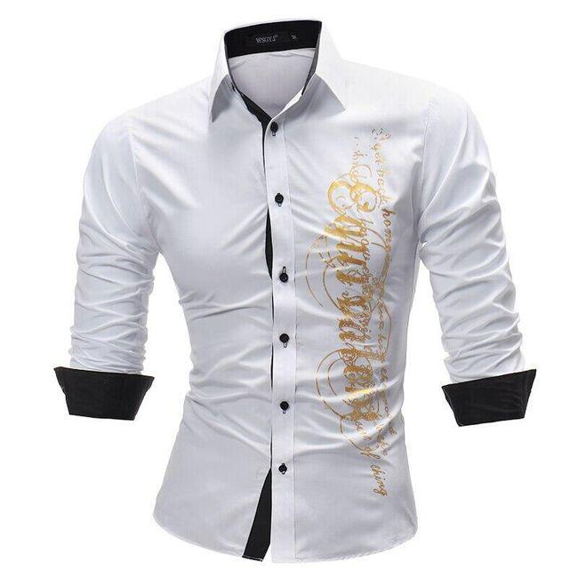 Мужская рубашка Kingsley 1