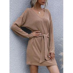 Женское платье-свитер EOC5521