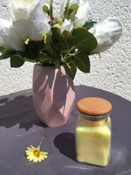 Vonná svíčka ve skle - Jasmín