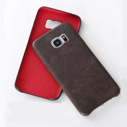 A Samsung Galaxy S7 hátlapja 4 színben - műbőr