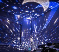 Proiector LED cer înstelat - 3 culori