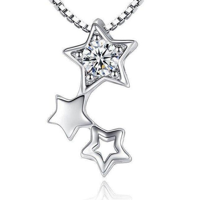 Dámský náhrdelník B08453 1
