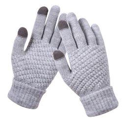 Зимние перчатки для сенсорного экрана JN65