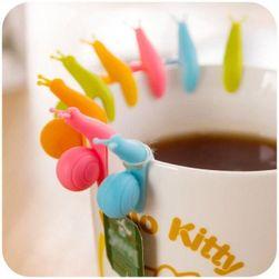 Držač za kesice od čaja u obliku malih pužića