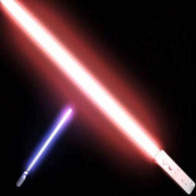 Modrý světelný meč - příslušenství pro Nintendo Wii 1