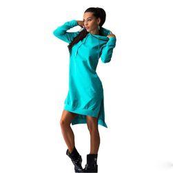 Dámské mikinové šaty DS46 velikost 3