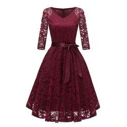 Dámské šaty DS578