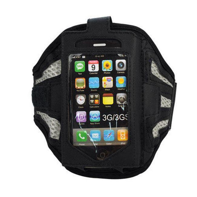 Pouzdro na ruku pro iPhone a iPod - šedé 1