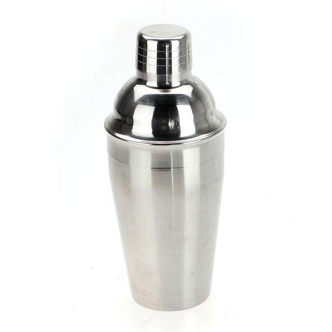 Koktejlový šejkr z nerezové oceli 1