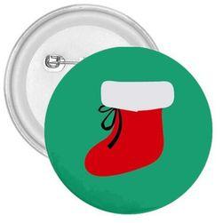 Jelvény karácsonyi harisnya
