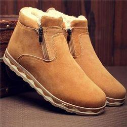Pánské zimní boty D2563