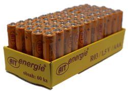 Új elemek AIT Energie AAA, 60db RV_92