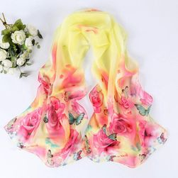 Женский шарф W16