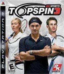 Gra  (PS3) Top Spin 3