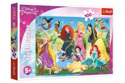 Puzzle Charming Disney Princesses RM_89016417