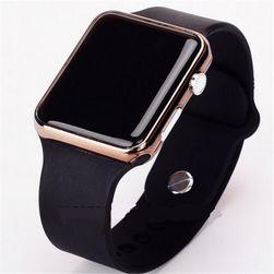 Zegarek LED w czterech kolorach - cyfrowy