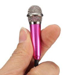 Микрофон в дизайне мини