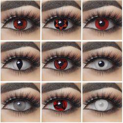 Kolorowe soczewki kontaktowe TF4616