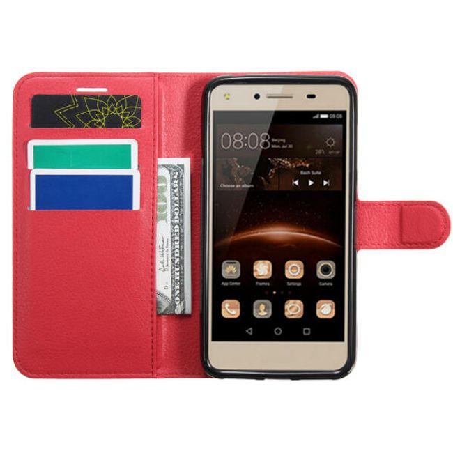 Многофункциональный чехол для Huawei Y6 Elite / Y5 II - 5 цветов 1