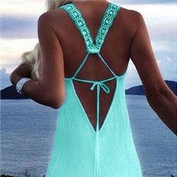 Haljina za plažu sa čipkom - više boja