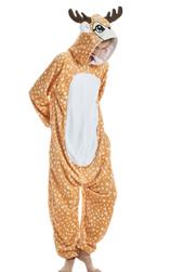 Piżama - jeleń