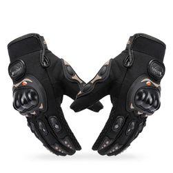 Motorkářské rukavice Oreon
