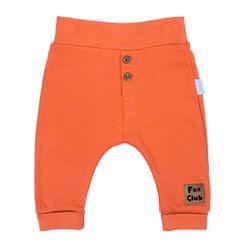 Dziecięce bawełniane spodnie dresowe RW_teplaky-nicol-fox-club